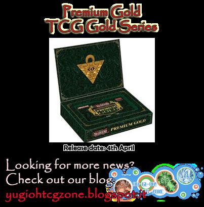 Premium Gold - Gold Series TCG 2014