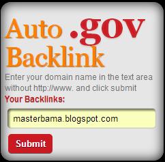 Pengertian Backlink GOV Dan Cara Mendapatkannya