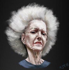 ΕΡΤ - Μία γηραιά κυρία