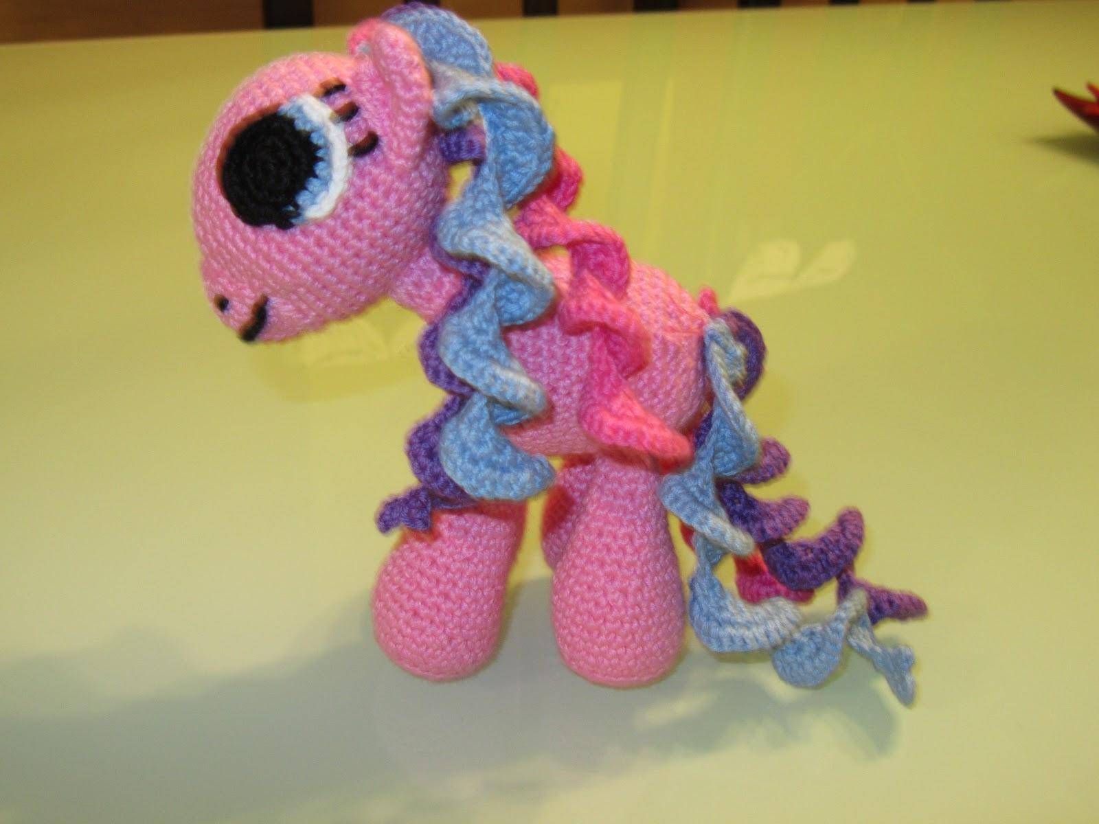 Amigurumi My Little Pony Patron : MADRES HIPERACTIVAS: Amigurumi My Little Pony