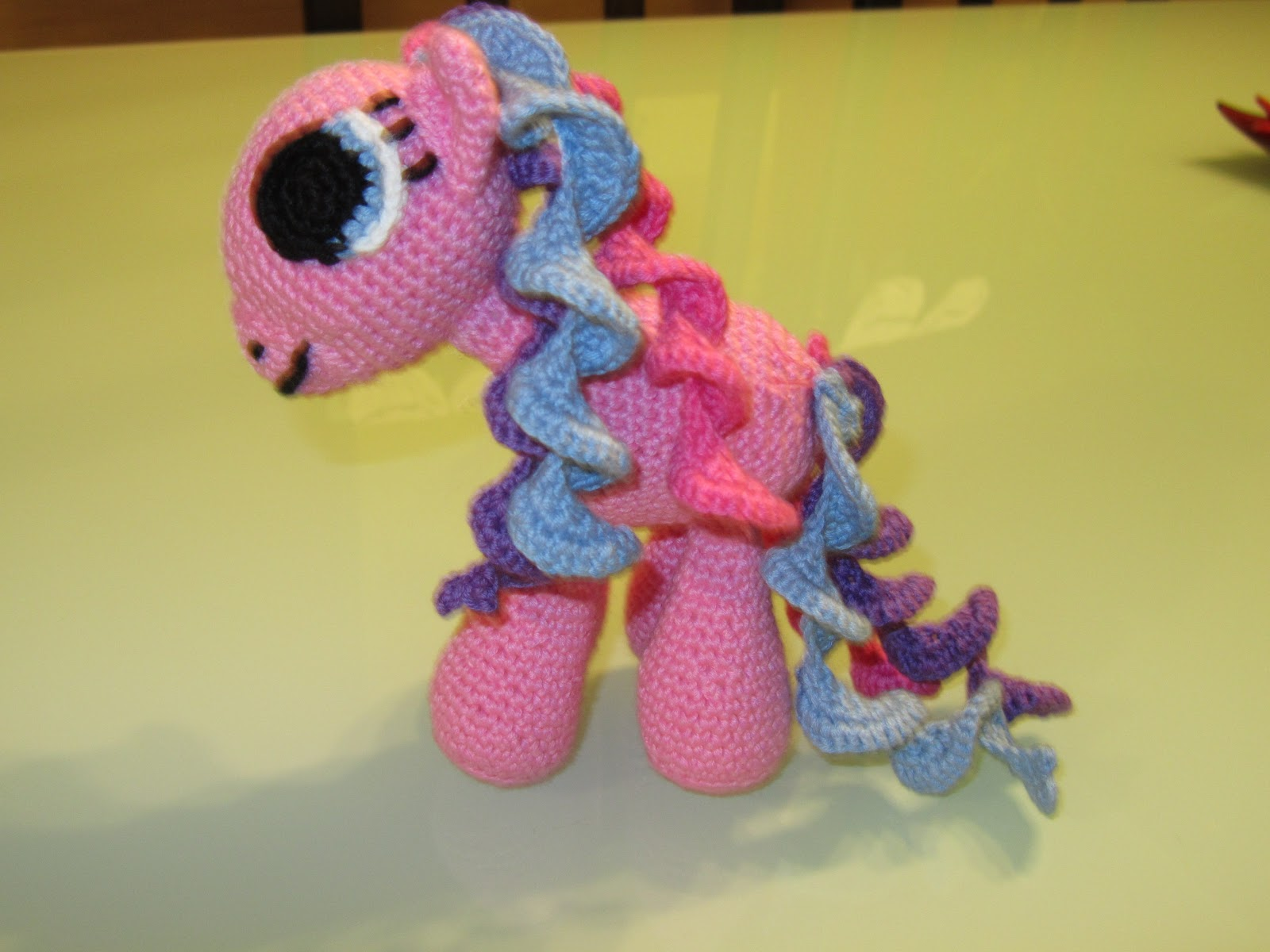MADRES HIPERACTIVAS: Amigurumi My Little Pony