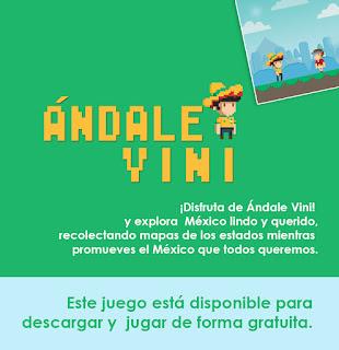 """""""Ándale Vini"""" por amor a México"""