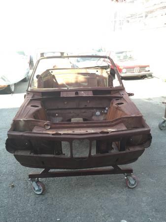 baurspotting 1969 bmw 1602 cabriolet 4900 san juan capistrano. Black Bedroom Furniture Sets. Home Design Ideas
