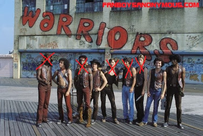 Walter Hill The Warriors cast of surviving characters