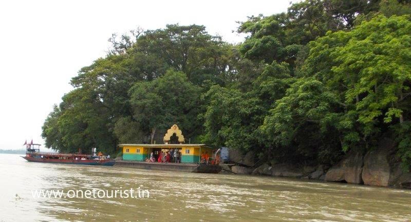 Umanand temple ,guwahti