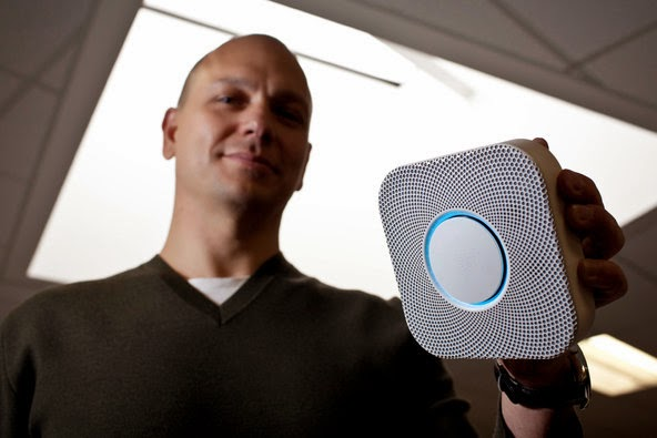 Nest's Smoke Alarm Returns, With Price Cut