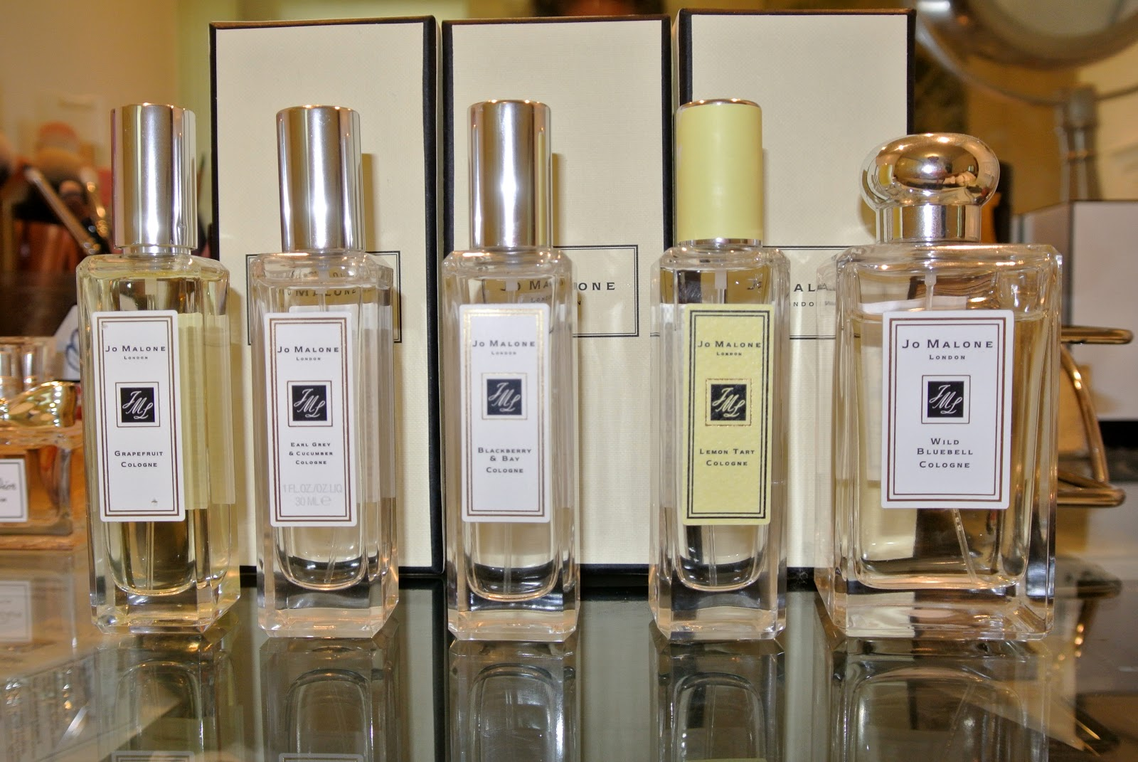beautyshelfie jo malone collection my perfume collection part 2. Black Bedroom Furniture Sets. Home Design Ideas