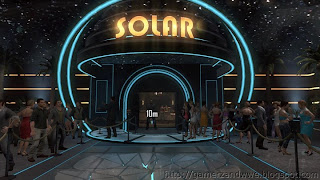 Club Solar in Karma mission in COD Black Ops 2