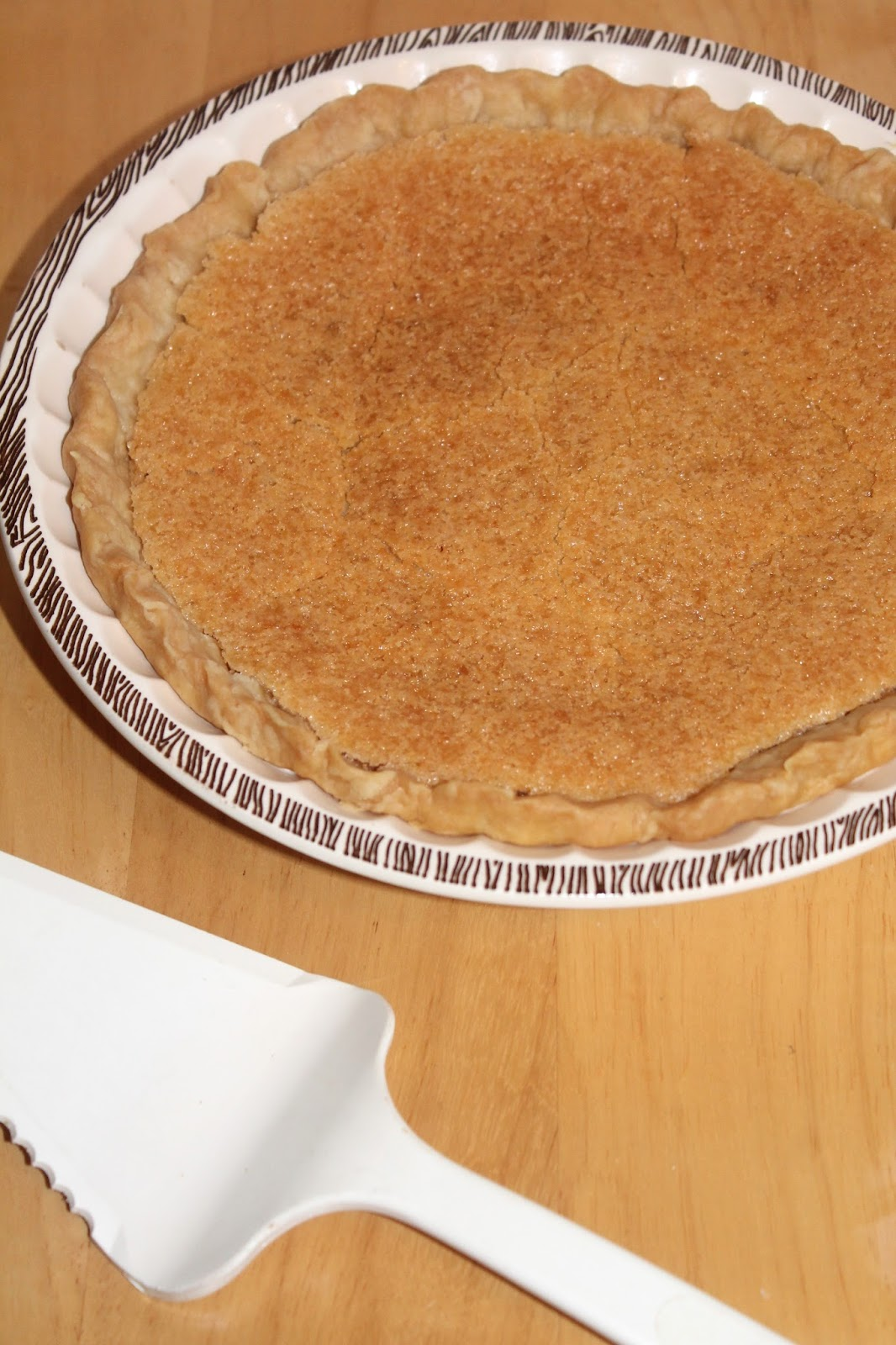 old fashioned vinegar pie 1 recipe for your favorite pie