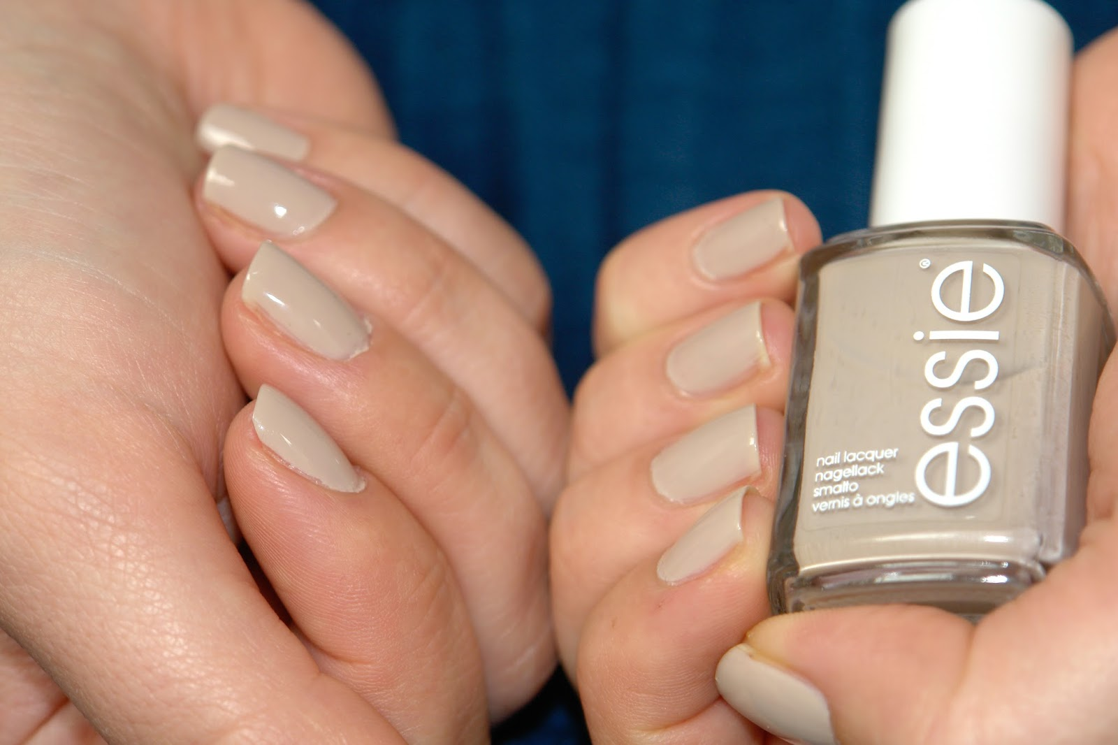 NAILS: Essie sand tropez, nail polish, nails, NOTD, Essie, review, swatches, UK blog, beauty blogger