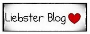 Liebster Blog Díjat kaptam!