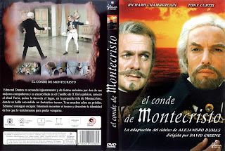 Carátula El Conde de Montecristo 1975