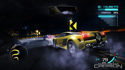 Download NFS Carbon Game
