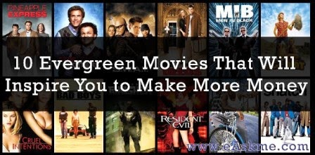 Movies to inspire for money : eAskme