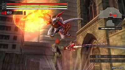 Download Game God Eater (Japan) PSP Full Version Iso  For PC | Murnia Games