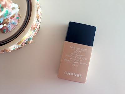 Chanel Vitalumiére Aqua