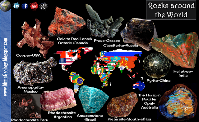 Rocks around the World