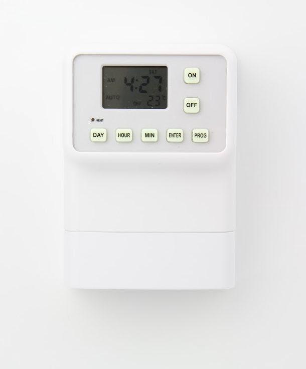 gadget girl reviews light switch timer review. Black Bedroom Furniture Sets. Home Design Ideas