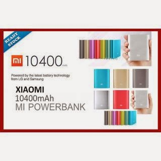 low price Xiaomi Power Bank 10400 mah