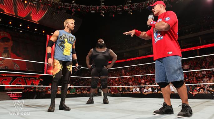 The John Cena Blog Monday Night Raw Results 8 29 2011