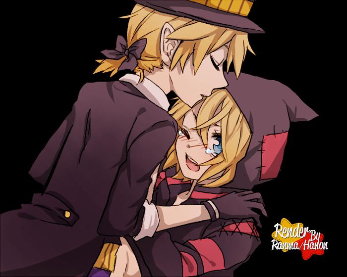 PNG- Rin y Len [2 ver.]