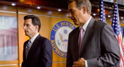 Eric Cantor, John Boehner