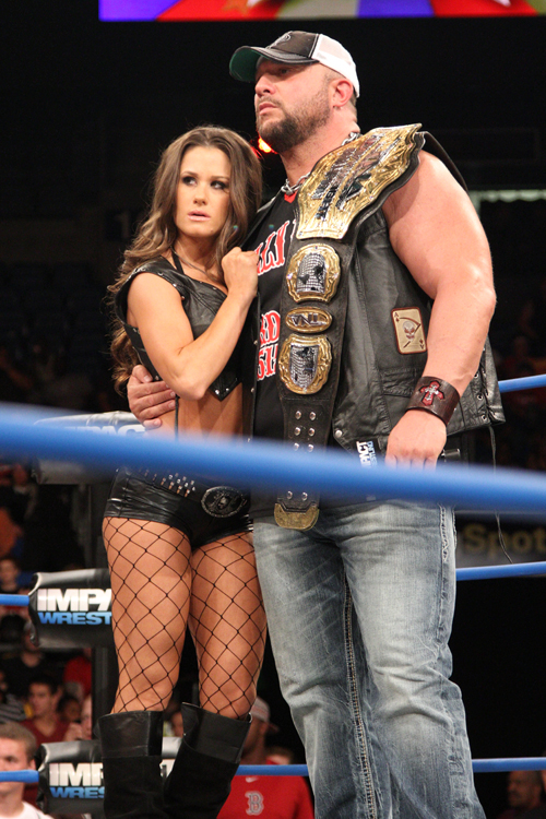 Reporte Impact Wrestling 12-09-2013 Especial No Surrender ... Brooke Tessmacher Aces And Eights