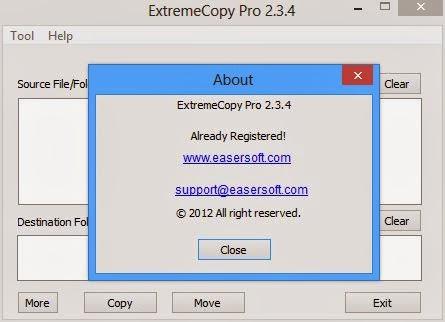 Extreme Copy 2.3.4