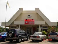 Brunei Post Office Muara