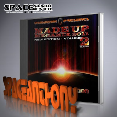MADE UP MEGAMIX 2011 vol.2 - The SPACE MIX edition (by SpaceAnthony)