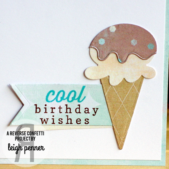 Cool Birthday Wishes Leigh Penner @leigh148 @reverseconfetti #reverseconfetti #cards