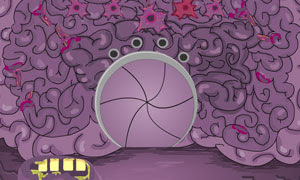 Human Brain Escape 1