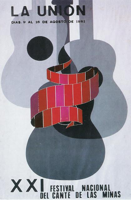 Cartel del Cante de las Minas de 1981