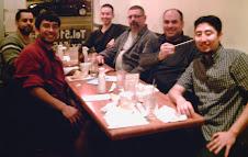 Farewell Dinner 4/11/11