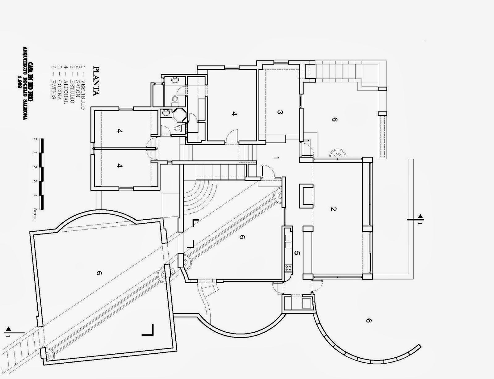 Historia de la Arquitectura Moderna: Rogelio Salmona, Colombia ...