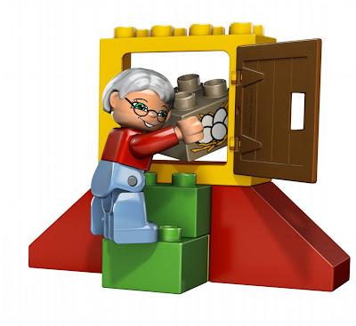 Lego duplo legoville chicken coop 5644 2013 for Adventskalender duplo