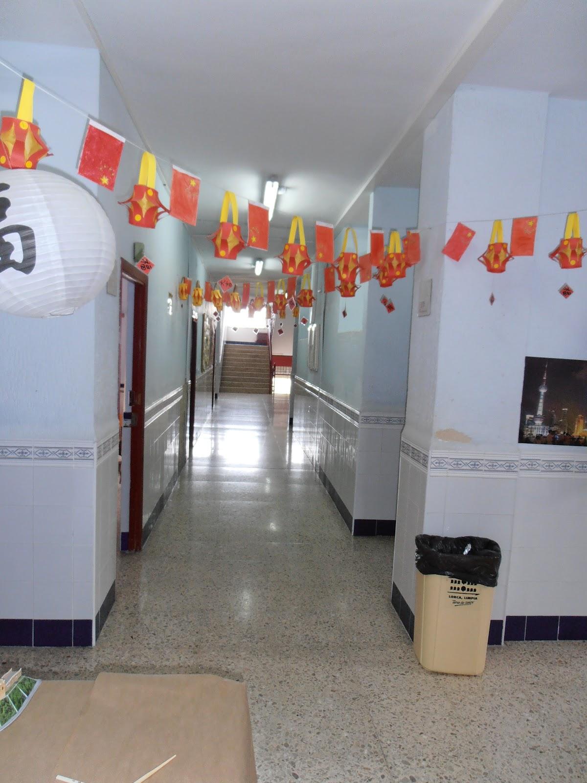 A m p a campillo trabajo sobre china proyecto combas for Adornos para murallas