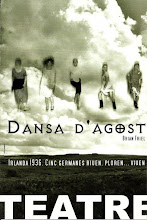 Dansa D'Agost. Brian Friel. 2003