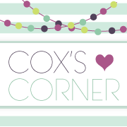 coxs corner button Blog Roll