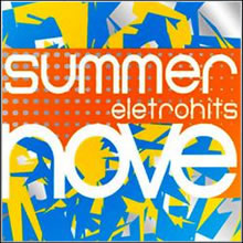 capa CD Summer Eletrohits 9