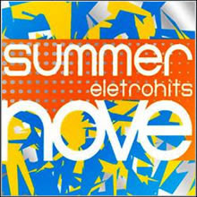 capa CD Summer Eletrohits 9 (2013)
