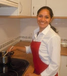Una de nuestras empleadas de Hogar Peruanas