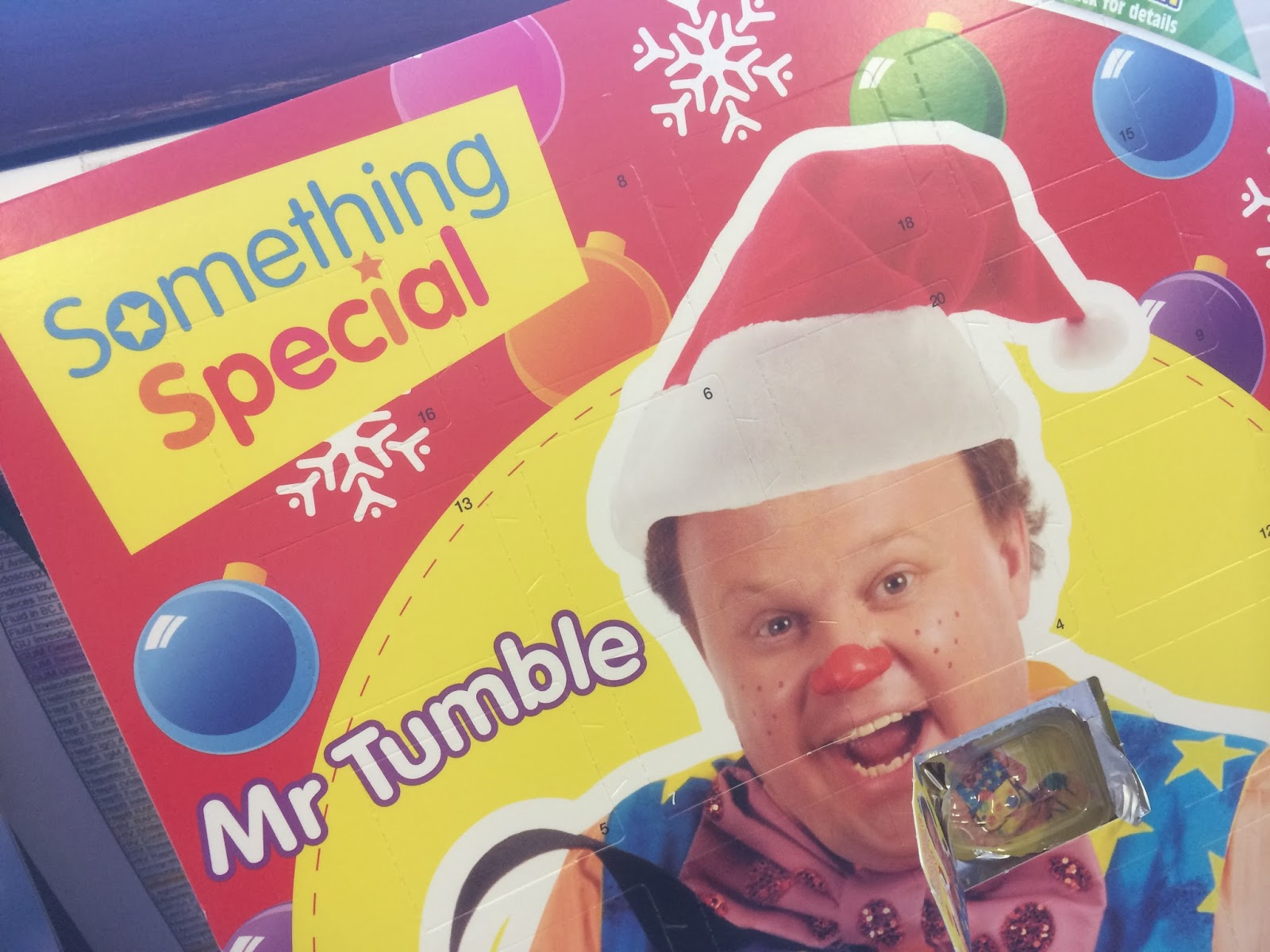 Foodstuff finds something special for advent feat mr - Something special ...