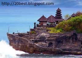 Tanah Lot a Hindu Temple in Bali Latest photos 2012