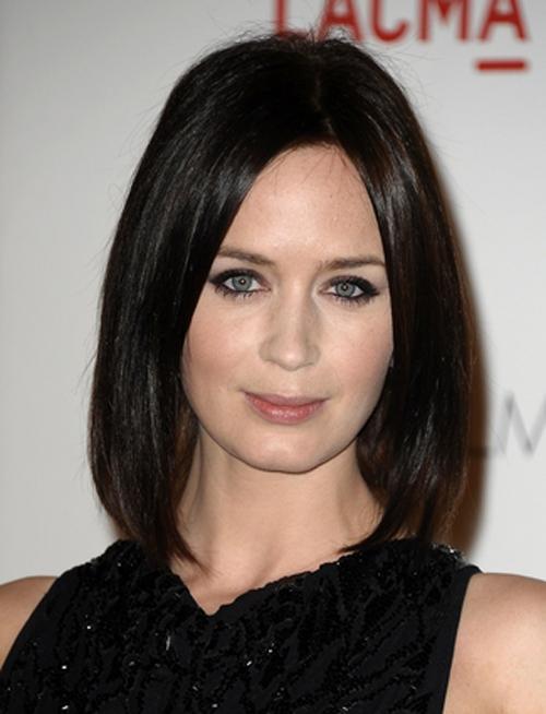 Top 10 Celebrity Medium Hairstyles 6