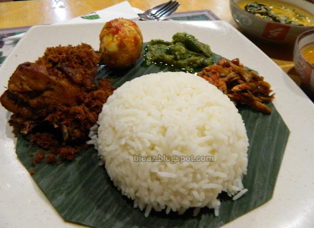 Dinner At Pondok Seriwangi