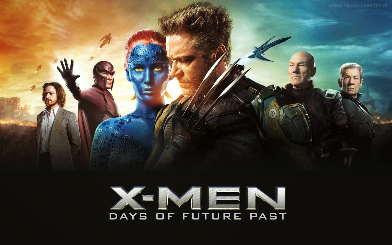 X-Men: Days of Future Past (2014) Merubah Sejarah