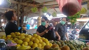 Pasca Wabah Covid-19 Merajalela, Jeruk Lemon Jadi Primadona Di Pasar Tradisional