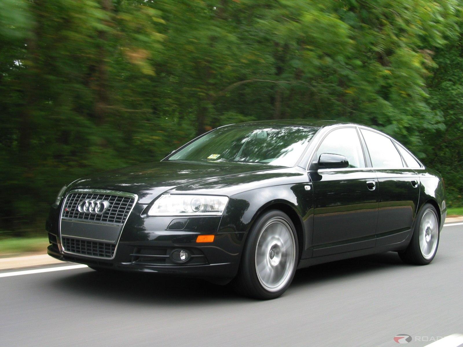 Audi Cars Audi A6