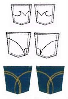 back pocket designs